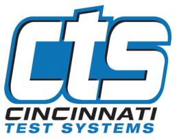 CTS CINCINNATI TEST SYSTEMS Logo
