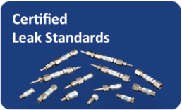 CTS-Schreiner Certified Leak Standards